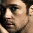 Brad Pitt Portrait Movie Actor 24x18 Print Poster