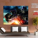 Transformers 2 Revenge Optimus Prime Movie Huge Giant Print Poster