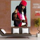 Lil Wayne Hip Hop Rap Music Art Huge Giant Print Poster