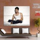 Enrique Iglesias Hot Singer Music Huge Giant Print Poster