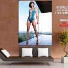 Milla Jovovich Hot Actress Sexy Body Huge Giant Print Poster