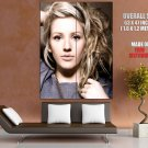 Ellie Goulding Portrait Indie Music Huge Giant Print Poster