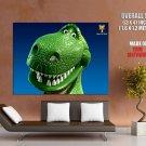 Toy Story 3 Tyrannosaurus Rex Art Huge Giant Print Poster