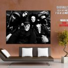 Hollywood Undead Alternative Rock Band Music Huge Giant Print Poster