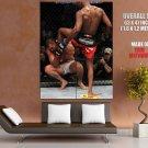 Jon Jones Bones Kick Shogun Mma Mixed Martial Arts Huge Giant Poster