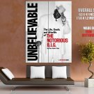 The Notorious B I G Unbelievable Cover Rap Music Huge Giant Poster