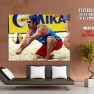 Todd Rogers Beach Volleyball Sport Huge Giant Print Poster