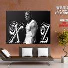 Xzibit Alvin Joiner Bw Hip Hop Rap Music Huge Giant Print Poster