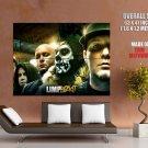 Limp Bizkit Nu Metal Rapcore Music Huge Giant Print Poster