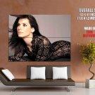 Sandra Bullock Hot Brunette Babe Huge Giant Print Poster