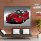 Toyota Ft 86 Future Concept Car Huge Giant Print Poster