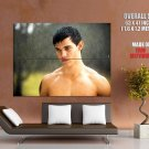 Taylor Lautner Twilight New Moon Jacob Huge Giant Print Poster