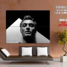 Jude Law Hot Bw Actor Male Huge Giant Print Poster