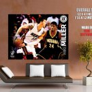 Mike Miller Miami Heat Nba 2011 Huge Giant Print Poster