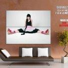 Amy Lee Legs Spread Hottest Women HUGE GIANT Print Poster