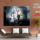 Rudy Gay Grizzlies Nba Basketball Huge Giant Print Poster