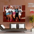 Girls Aloud Hot New Music Huge Giant Print Poster