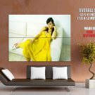 Lily Allen Cute Music New Huge Giant Print Poster