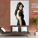 Lindsay Lohan Sexy Back Print Huge Giant Poster