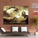 Clash Titans Perseus Movie 2010 Art HUGE GIANT Print Poster