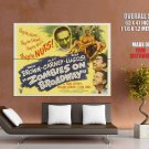Green Day Billie Joe Armstrong Huge Giant Print Poster