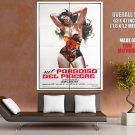 Nel Paradiso Del Piacere Italian Movie Huge Giant Print Poster