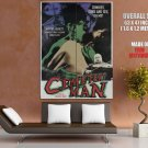 Cemetery Man Movie Zombies Huge Giant Print Poster
