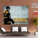 Patrice Bergeron Hockey Sport Boston Bruins Huge Giant Print Poster