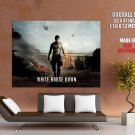 White House Down Movie Thriller Actor Channing Tatum Huge Giant Print Poster