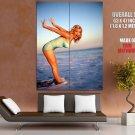 Jenny Mc Carthy Actress Model My Name Is Earl Huge Giant Print Poster