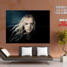 Les Mis Rables Young Cosette Musical Huge Giant Print Poster