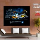 Figueroa Transformers Fantasy Movie Huge Giant Print Poster