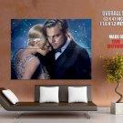 Great Gatsby Leonardo Di Caprio Carey Mulligan Huge Giant Print Poster