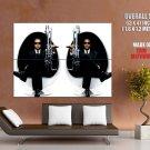 Smith Lee Jones Movie Men In Black Huge Giant Print Poster