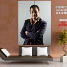 The Longest Yard Rob Schneider Actor Huge Giant Print Poster