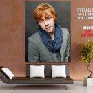 Rupert Grint Actor Harry Potter Huge Giant Print Poster