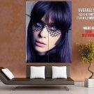 Zooey Deschanel Days Of Summer Actress Huge Giant Print Poster