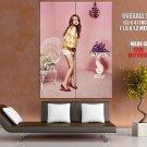Lindsay Lohan Freaky Friday Actress Huge Giant Print Poster