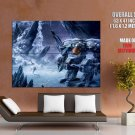 Lost Planet Shooter Game Capcome Huge Giant Print Poster