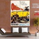 The Oregon Trail Retro Movie Classic Vintage HUGE GIANT Print Poster