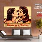 Samson And Delilah 1949 Retro Movie HUGE GIANT Print Poster