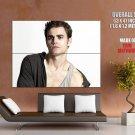 Paul Wesley Movie Actor Huge Giant Print Poster