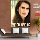 The Counselor Penelope Cruz Movie 2013 HUGE GIANT Print Poster
