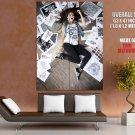 Selena Gomez Scream Pop Singer Music HUGE GIANT Print Poster