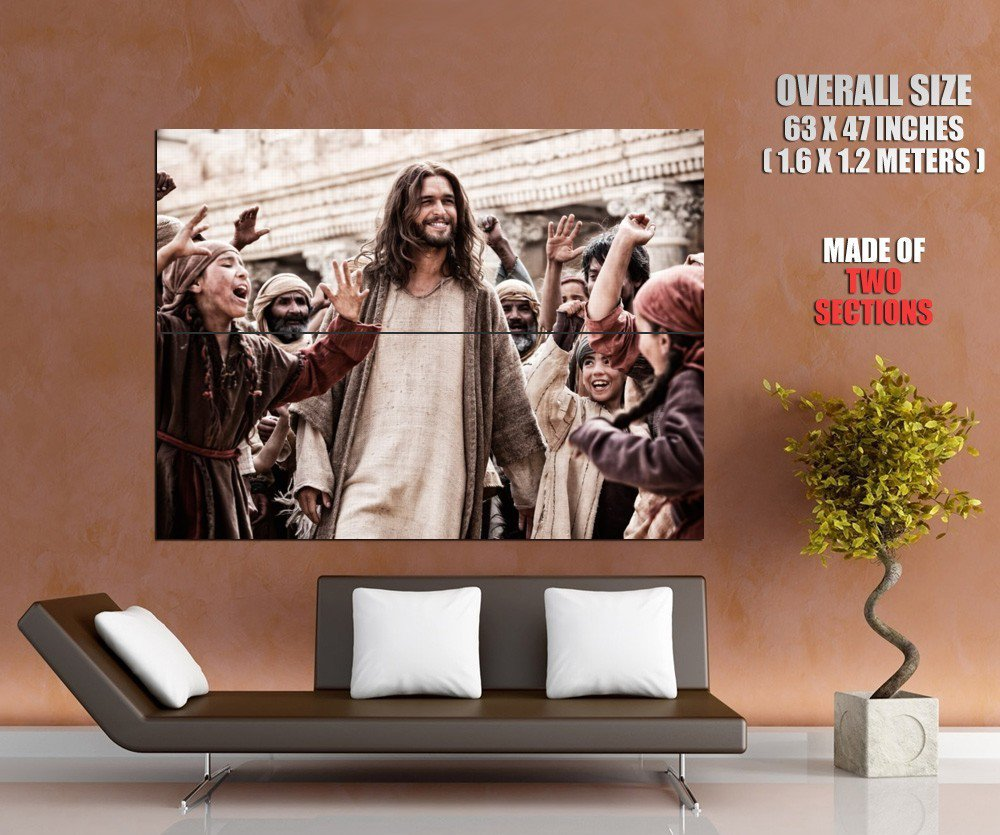 The Bible Tv Series Huge Giant Print Poster