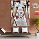 Girls Against Boys Movie 2013 HUGE GIANT Print Poster