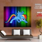My Little Pony Cartoon Kids Art Huge Giant Print Poster