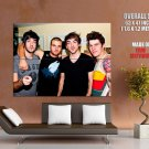 Dirty Work All Time Low Huge Giant Print Poster