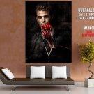 The Vampire Diaries Paul Wesley HUGE GIANT Print Poster