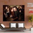 Twilight Movie Edward Bella Vampires HUGE GIANT Print Poster